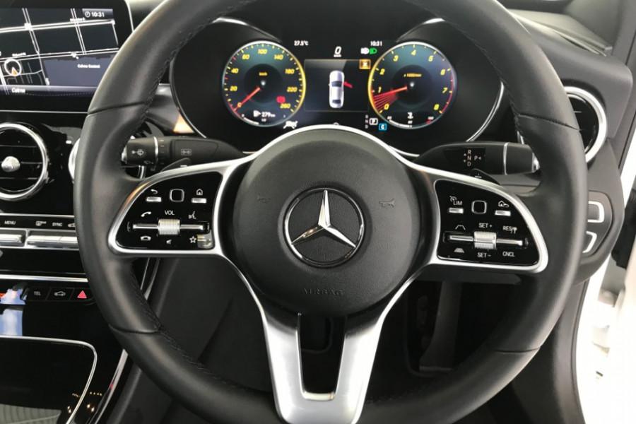 2018 Mercedes-Benz C-class W205 809MY C300 Sedan Image 15