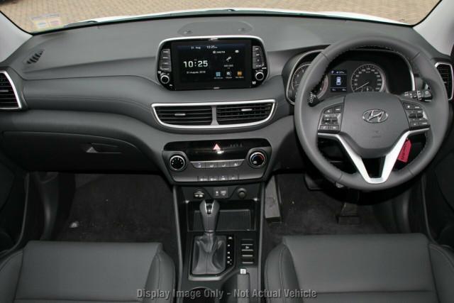 2018 MY19 Hyundai Tucson TL3 MY19 Active X 2WD Wagon
