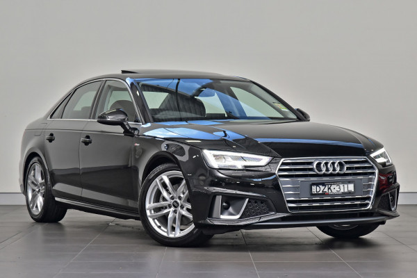 Audi A4 110kW 35 1.4L TFSI S-tronic Sport