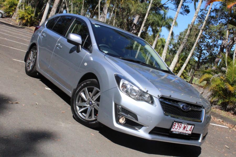 2016 Subaru Impreza 2.0i-L Image 1