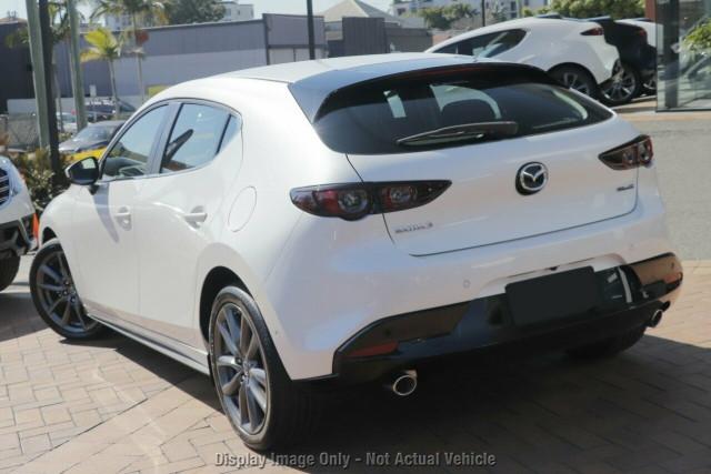 2020 Mazda 3 BP2HLA G25 Astina Hatch Hatchback Image 3
