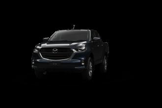 2020 MY21 Mazda BT-50 TF XT 4x2 Pickup Cab chassis Image 3