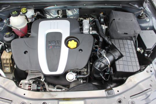 2013 MG Mg6 IP2X MAGNETTE Sedan