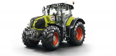 New CLAAS AXION 870-800