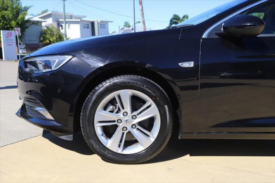 2017 Holden Commodore ZB MY18 LT Wagon Image 4