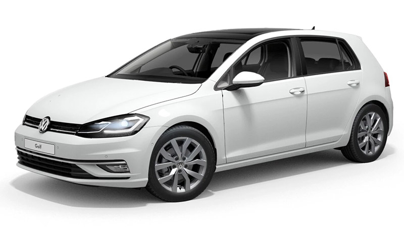 2019 MY20 Volkswagen Golf 7.5 110TSI Highline Hatch