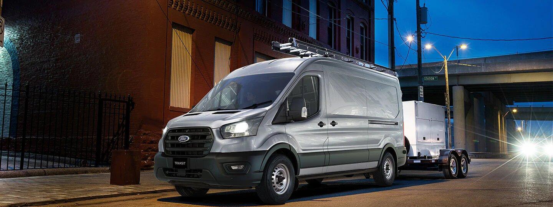 Transit Transit Van is Built for Business