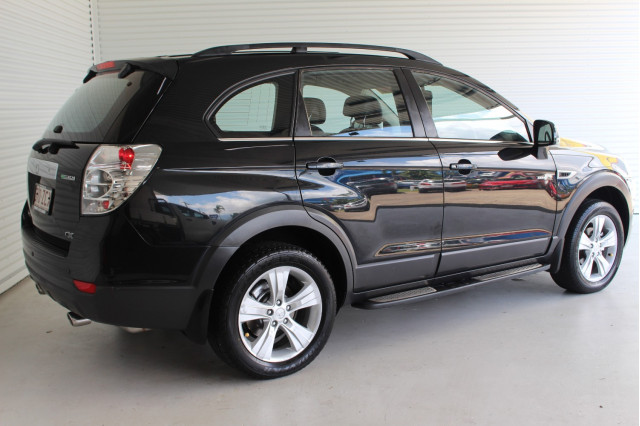 2012 Holden Captiva CG SERIES II MY12 7 Suv Image 2