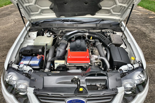 2014 Ford Falcon FG MkII XR6 Turbo Sedan Image 3