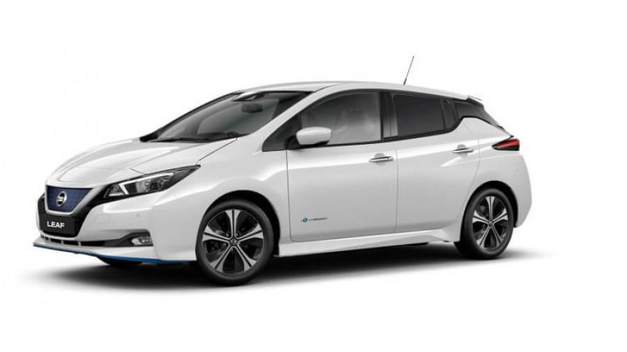 2021 Nissan LEAF ZE1 E Plus Hatchback Image 35