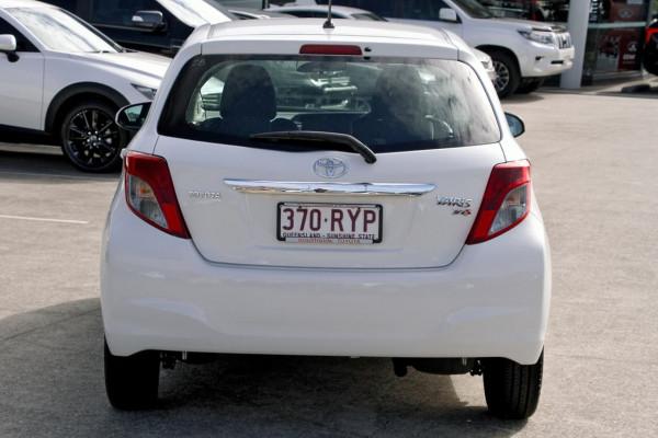 2011 Toyota Yaris NCP91R MY11 YRS Hatchback Image 5