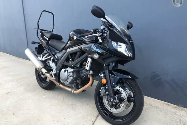 2012 Suzuki SV650 S Motorcycle Image 2