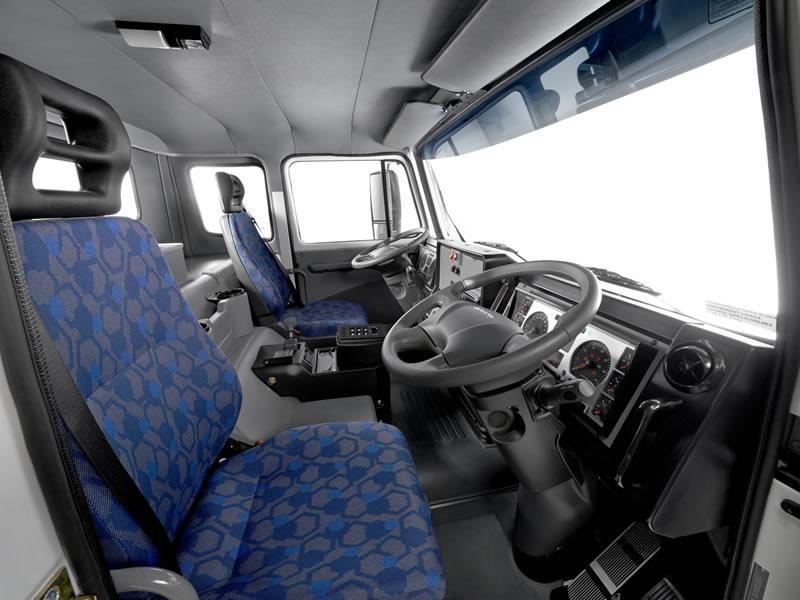 Euro5 ACCO Cab