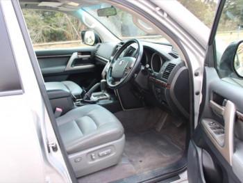 2008 Toyota Landcruiser Wagon VDJ200R VX Wagon
