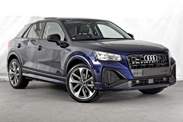 Audi Q2 140kW 40 2.0L TFSI S-tronic Quattro S-line