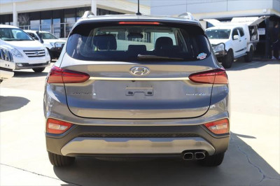 2019 Hyundai Santa Fe TM MY19 Active Suv Image 3