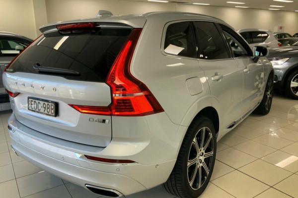2018 MY19 Volvo XC60 246 MY19 D4 Inscription (AWD) Suv Image 4
