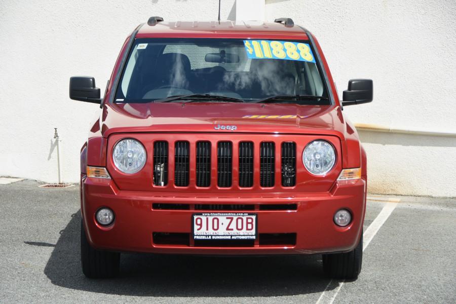 2009 Jeep Patriot MK MY2009 Sport Wagon