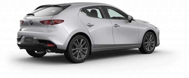 2020 Mazda 3 BP G20 Evolve Hatch Hatchback Mobile Image 12