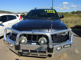 2015 Chrysler Grand Cherokee WK MY15 LIMITED Wagon