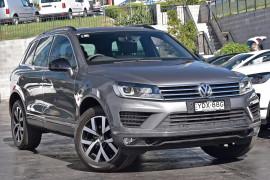 Volkswagen Touareg Monochrome 7P