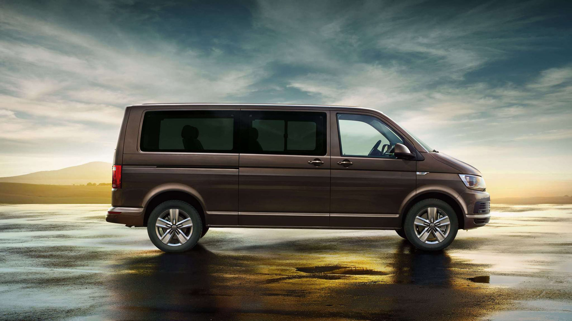 Caravelle The perfect shuttle.