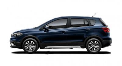 New Suzuki S-Cross