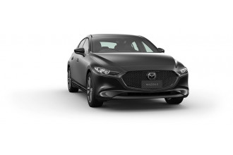 2020 Mazda 3 BP G25 GT Hatch Hatchback Image 5