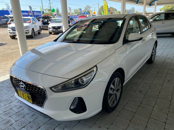 2019 Hyundai i30 Active Hatchback