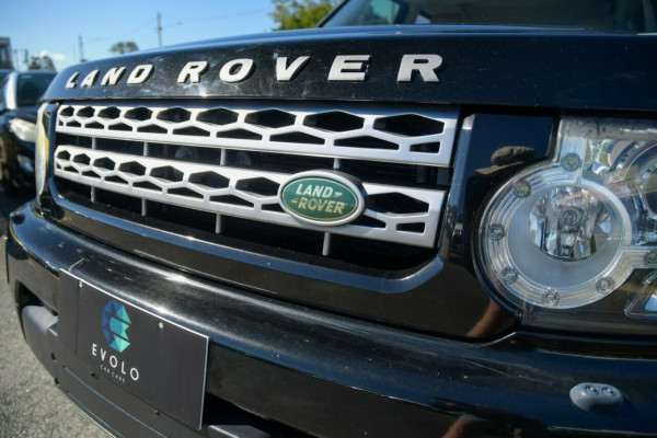 2010 MY11 Land Rover Discovery 4 Series 4 MY11 SDV6 CommandShift SE Wagon Image 3