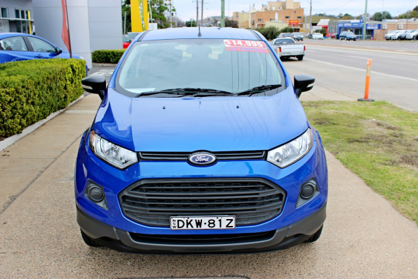 2015 Ford EcoSport BK Ambiente Suv Image 3