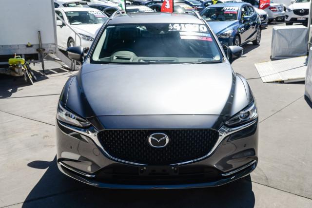 2018 Mazda 6 GL1032 GT Wagon Image 3