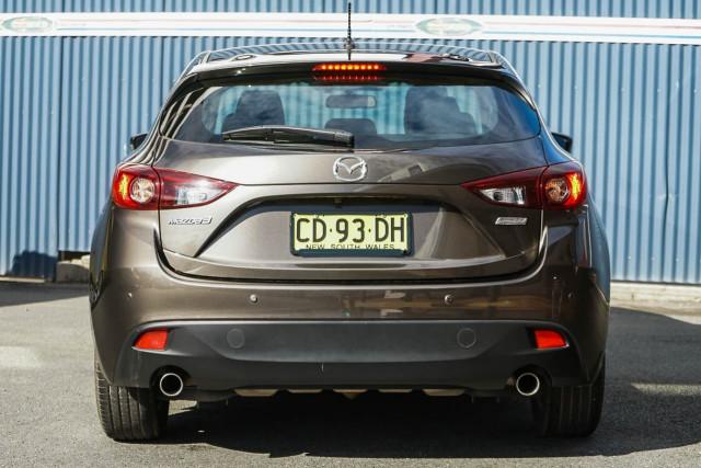 2015 Mazda 3 BM Series Touring Hatchback Image 3