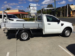 2012 Ford Ranger PX XL Cab chassis