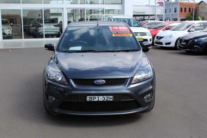 Used 2010 Ford Focus Xr5 Turbo 1100403 Jt Fossey Ford