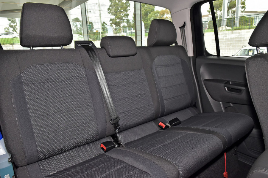 2018 Volkswagen Amarok 2H Sportline Dual cab