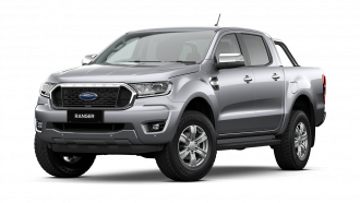 2020 MY21.25 Ford Ranger PX MkIII XLT Double Cab Utility image 9
