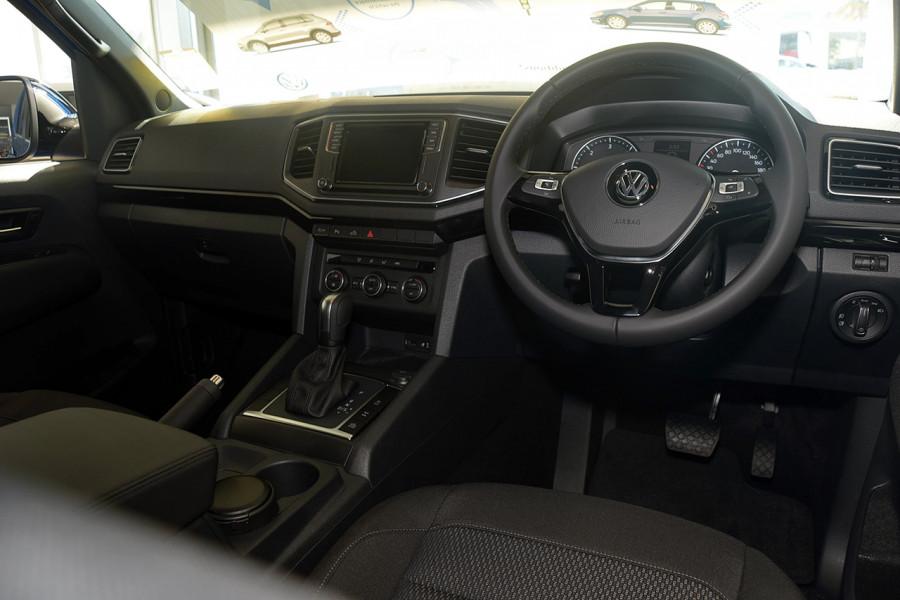 2019 MYV6 Volkswagen Amarok 2H Highline Black 580 Utility Image 10