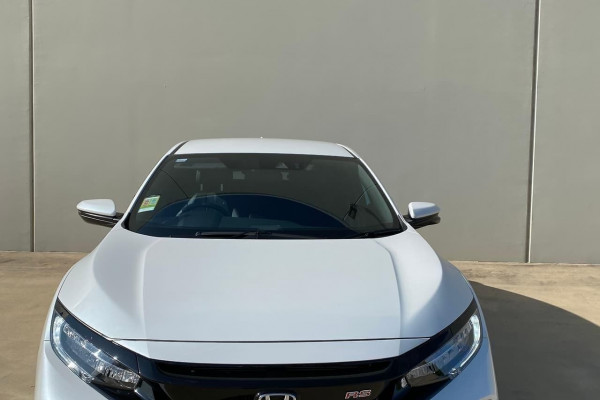 2020 MY19 Honda Civic Hatch 10th Gen RS Hatchback Image 2