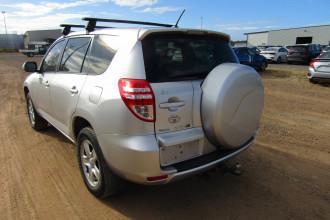 2011 Toyota RAV4 ACA38R MY11 CV Suv Image 4