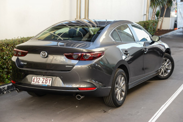 2019 Mazda 3 BP G20 Pure Sedan Sedan Image 2
