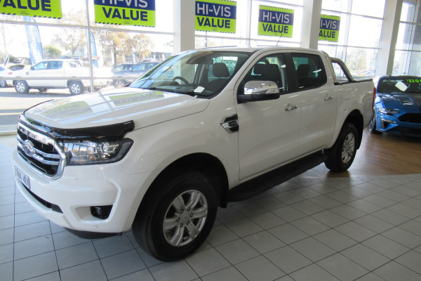 2019 MY19.75 Ford Ranger PX MkIII 2019.00 XLT Utility Image 3
