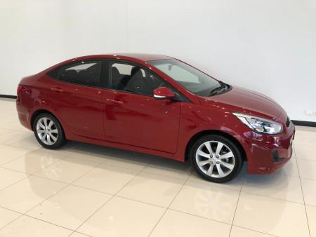 2018 Hyundai Accent RB6 Sport Sedan Image 2
