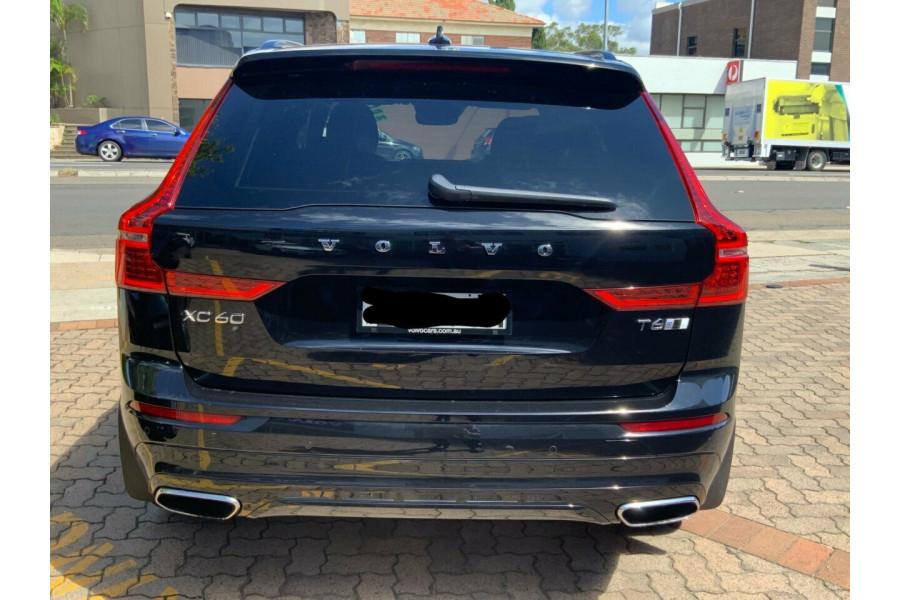 2020 MY21 Volvo XC60 UZ MY21 T6 AWD R-Design Suv