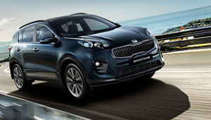 Sportage Performance