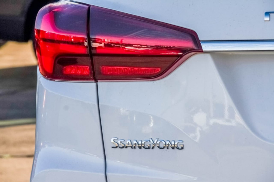 2021 SsangYong Rexton Y450 Ultimate Suv Image 19