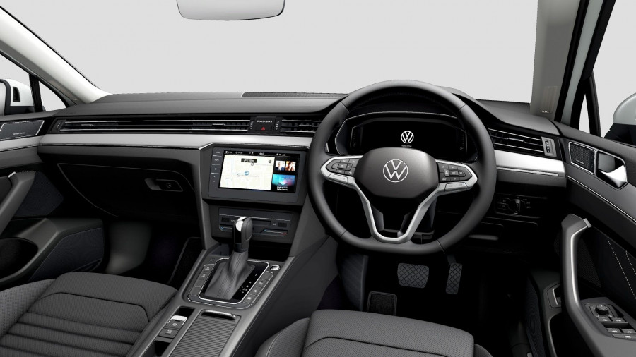 2021 Volkswagen Passat B8 162TSI Elegance Sedan Image 8