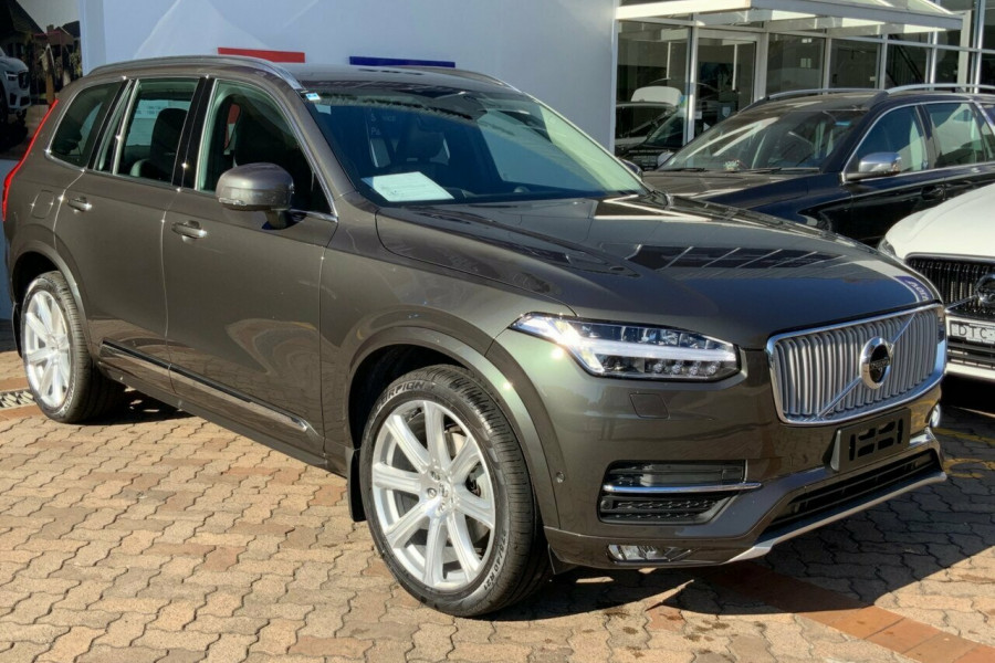 2018 Volvo XC90 L Series T6 Inscription (AWD) Suv Mobile Image 3