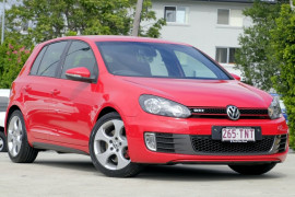 Volkswagen Golf GTi VI MY11