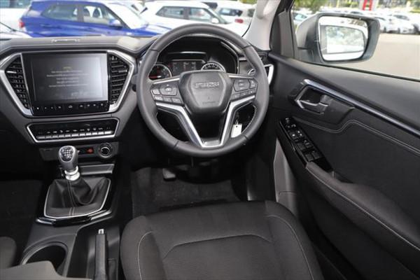 2020 MY21 Isuzu UTE D-MAX RG LS-U 4x4 Crew Cab Ute Utility Mobile Image 11